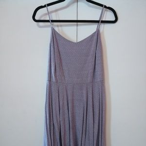 Old Navy Fit & Flare Cami Dress